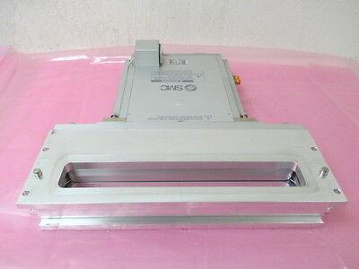 SMC XGT300-30-1A-X1 Gate Valve w/Omron H7EC Counter, 60-151975-00, 452784