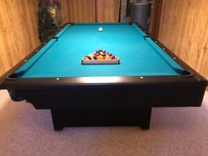 Brunswick Pool Table X Buy Sell Items From Clothing To - 4 x 8 brunswick pool table