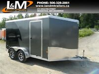 NEW 2016 NEO 7X12' MOTORCYCLE TRAILER