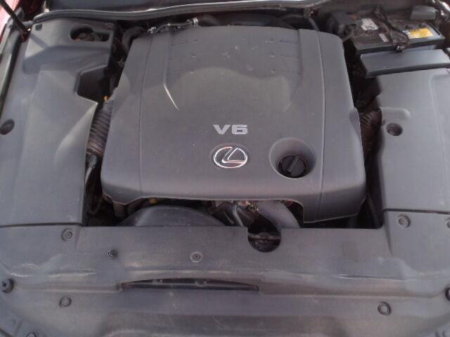 LEXUS IS250 SE-I AUTO 2011 2.5 PETROL 4GR-FSE ENGINE