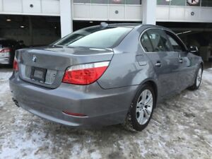 2010 BMW 528i Xdrive $9900.00 (Négotiable)
