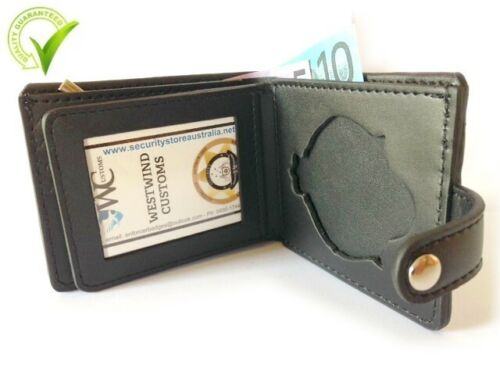 Badge Wallet EXECUTIVE 8 Card - REPLACEMENT - Badge not Included