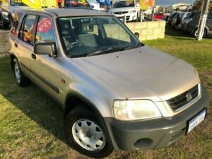 2001 Honda CR-V Classic 4WD Gold 4 Speed Automatic Wagon Wangara Wanneroo Area Preview