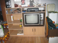 Wall & Entertainment Unit