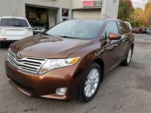 2012 Toyota Venza 4 CLY MAGS AWD  (GARANTIE 1 ANS INCLUS)