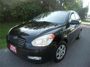 2009 Hyundai Accent Auto GL 170 kms Loaded $3495