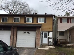 Barrie, 2 level, 2 bedroom legal unit, with utilities included