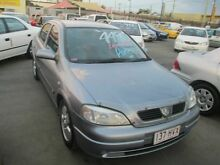 2004 Holden Astra TS CD Blue 4 Speed Automatic Hatchback Coopers Plains Brisbane South West Preview