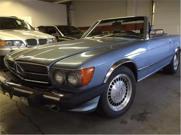 Used 1988 Mercedes-Benz Other