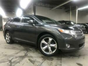 TOYOTA VENZA FWD 2011 / CAMERA / CUIR / TOIT PANO / 172000KM!