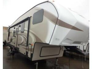 New 28' Cougar Bunk Model 5th Wheel