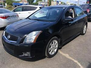2012 Nissan Sentra 2.0 SR SPORT PACK BLUETOOTH CRUISE CONTROL