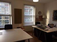 Office Share / Desk Space / Shoreditch £20 per day