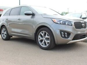 2017 Kia Sorento 3.3L SX+ AWD, SUNROOF, NAVI, COOLED/HEATED SEAT