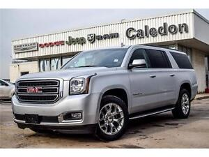 2015 GMC Yukon XL SLT 4x4 8 Saeter Sunroof Leather R-Start Backu