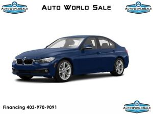 2016 BMW 320i - X DRIVE - AWD | SPORT PACKAGE | NAVIGATION |