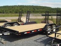 Factory Outlet Pricing on Equipment Haulers/Car Haulers! Moncton New Brunswick Preview