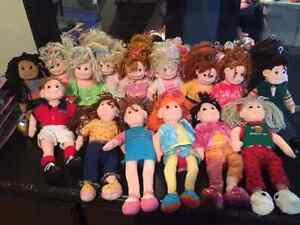 Ty Beanie Boppers Collection in pieces -  stuffed animal dolls Kitchener / Waterloo Kitchener Area image 1