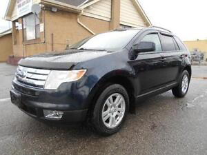 2008 FORD Edge SEL 3.5L V6 AWD Certified 183,000KMs