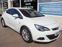 Vauxhall Astra GTC 2.0CDTI ( 165ps ) ( s/s ) 2013 SRi Finance Available