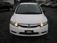 2010 Honda Civic Sdn DX-G *Certified & E-tested*