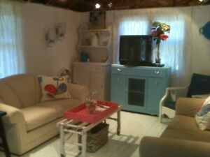 Boutique Cottage in Gobles Grove Port Elgin across rd from beach