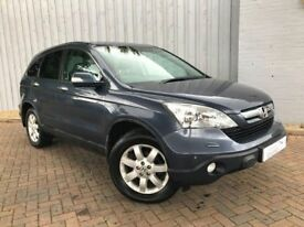 Honda CR-V 2.2 I-CDTI ES, Diesel Family SUV in Excellent Condition, Usual Honda Reliability