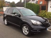 Honda CRV SE+ I-DTEC Tow Bar, FWD Climate control, Computer, Well looked after. 12 months MOT,Black