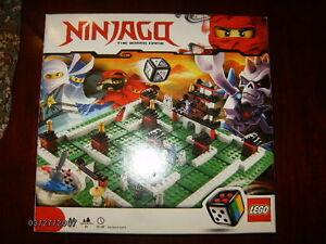 LEGO jeu de societe NINJAGO LEGO