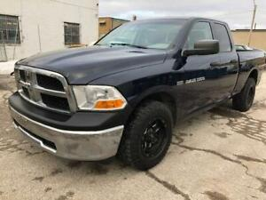 "2012 Ram 1500 ST 5.8 V8 HEMI/ 4WD QUAD CAB 140.5""/ NO ACCIDENT"