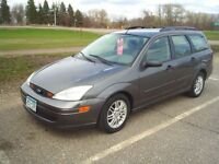 2006 Ford Focus Wagon 0nly 95000 KM. $6000