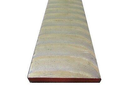 954 Bronze Oversize Flat Bar 38 Thick X 3 Wide X 72.0 Length