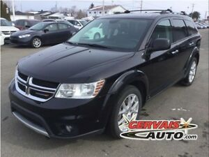 Dodge Journey R/T AWD Cuir 7 Passagers MAGS 2016