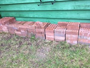 BRICKS FOR SALE .50 CENTS EACH