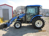 2010 New Holland Tractor For Sale