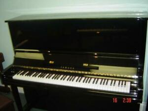 Yamaha upright piano THE BEST CATEGORY A  U30A- quite NEW also with self player futures
