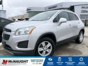 2015 Chevrolet Trax LT AWD | Bluetooth Connectivity