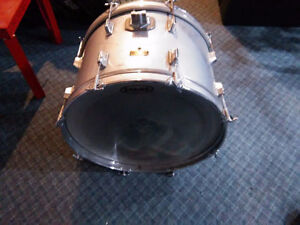 Pearl Kick drum bass drum with cover case