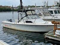 1991 Celebrity 21 Cuddy Cabin 150 Yamaha Fishing Boat NO RESERVE must go