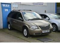 CHRYSLER VOYAGER 2.8 CRD LX Automatic (7 Seater) (green) 2004