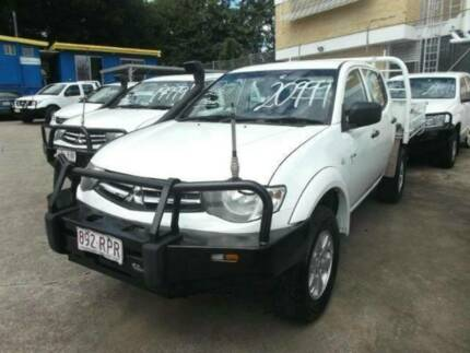 From $77p/w ON FINANCE* 2011 Mitsubishi Triton Ute Mount Gravatt Brisbane South East Preview