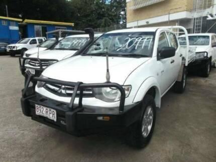 From $77p/w ON FINANCE* 2011 Mitsubishi Triton Ute Mount Gravatt Brisbane South East Preview