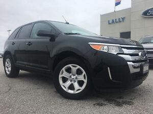 2014 Ford Edge SEL FWD Leather Panoramic Roof Navigation
