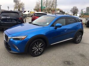 2017 Mazda CX-3 GT AWD at The CX-3 is a fun and feisty runabout