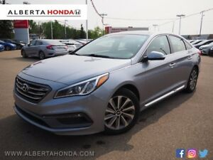 2015 Hyundai Sonata * LOW KM'S, WARRANTY, CLEAN CARPROOF