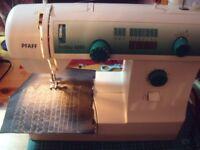 PFAFF HOBBY 4260 SEWING MACHINE