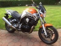 Yamaha BT1100 Bulldog covered 6532 miles only genuine buyers only