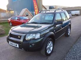 LAND ROVER FREELANDER 2.0 Td4 HSE Station Wagon 5dr - GET READY FOR WINTER - TOP SPEC CAR!! 2005