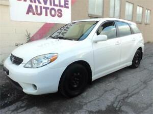 2008 Toyota Matrix XR SUNROOF AUTOMATIC SAFETY WARRANTY
