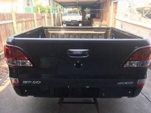 Mazda bt50 rear bumper bar gumtree australia free local classifieds fandeluxe Image collections